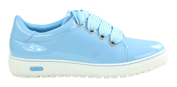 Sneakers De Charol