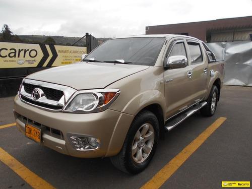 Toyota Hilux Camioneta