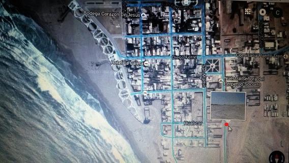 Puerto Eten: Vendo Terrenos A $150/m2, 2 ½ Cdra De La Playa