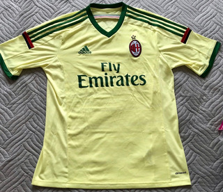 Camisa Oficial adidas Milan 2014 G