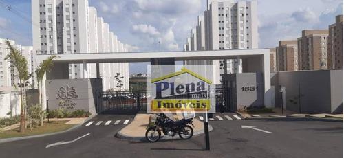 Imagem 1 de 4 de Apartamento Com 2 Dormitórios À Venda, 57 M²  - Jardim Das Colinas - Hortolândia/sp - Ap1156