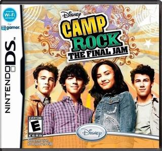 Disney Camp Rock The Final Jam Ds Mídia Física Lacrado