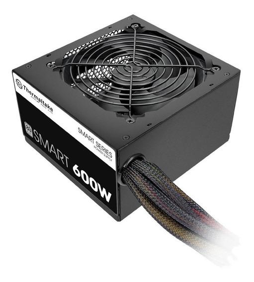 Fonte 600w Smart Series 80 Plus White Thermaltake