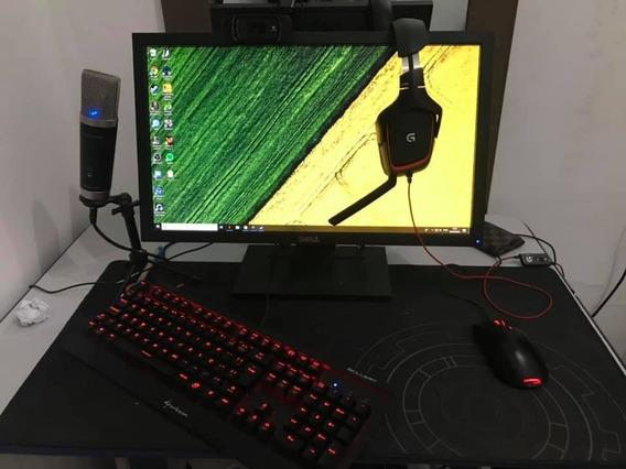 Pc Gamer - I5 Gtx 1050 Ti 8g Ram