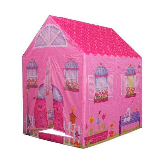 Carpa Casita Girl House Interior Y Exterior Play 10 8726