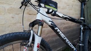 Bicicleta Mountainbike Mérida Maths Hfs 2000