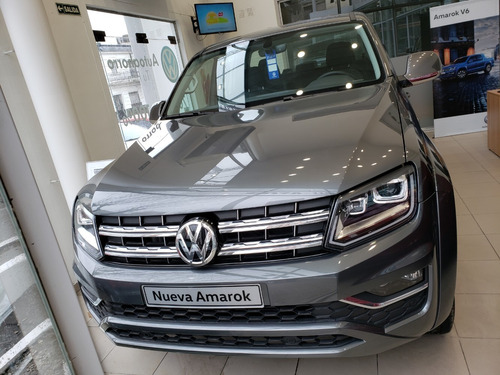 Volkswagen Amarok 2.0 Cd Tdi 180cv Highline At 4x2 0 Km 2021