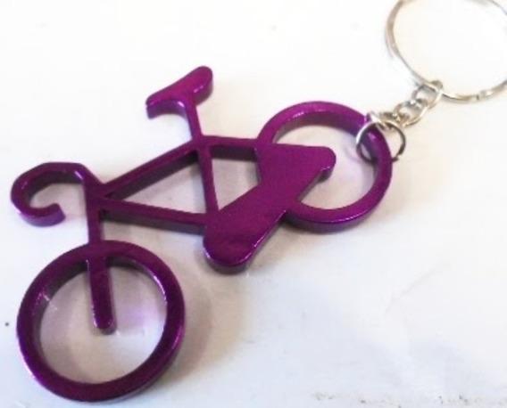 Chaveiro Bike Roxo (ref:ch07)