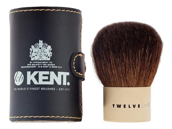 Kent Brushes Brocha De Maquillaje Profesional Con Estuche