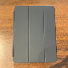Capa iPad Pro 11 Apple, Smart Folio, Cinza (nova)