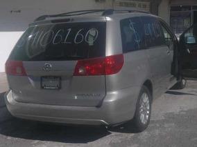 Toyota Sienna Xle Piel At 2007