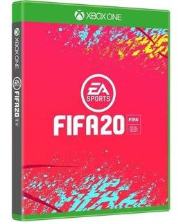 Preventa Juego Xbox One Fifa 20