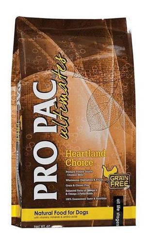 Alimento Perros Adulto Pro Pac Pollo Papa Sin Granos 12  Kg