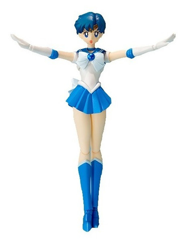 Imagen 1 de 9 de S.h. Figuarts Sailor Mercury - Sailor Moon