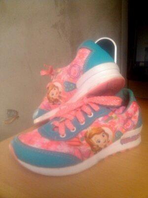 Zapato Para Niña Talla 28