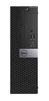 Dell Optiplex 7050 I7 6700 16gb Ssd 128gb Windows 10