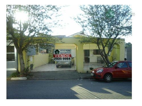 Imagem 1 de 12 de Casa Residencial À Venda, Vila Pirajussara, São Paulo. - Ca0064