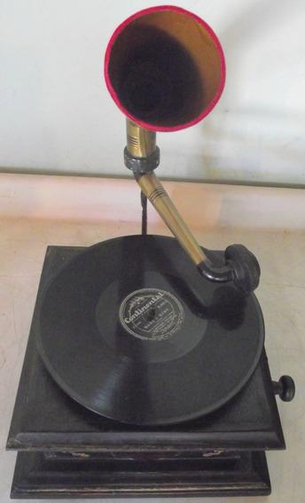 Monofonico Modelo Ano 1895 Replica