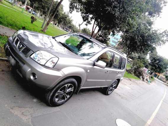 Nissan X-trail Full Equipo