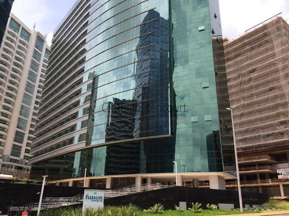 Excelente Sala Comercial Nova No Centro De Brasília! - Ak401