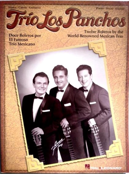 Songbook Trio Los Panchos - Twelve Boleros