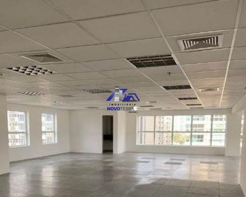 Imagem 1 de 9 de Sala A Venda Para Locação Em Alphaville Com 3 Vagas - Sa00131 - 69070425