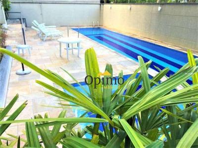 Apartamento Com 2 Dormitórios À Venda, 72 M² Por R$ 565.000 - Paraíso Do Morumbi - São Paulo/sp - Ap2176