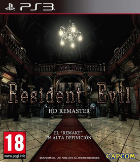 Resident Evil 1 Hd Ps3 - Play Mexico