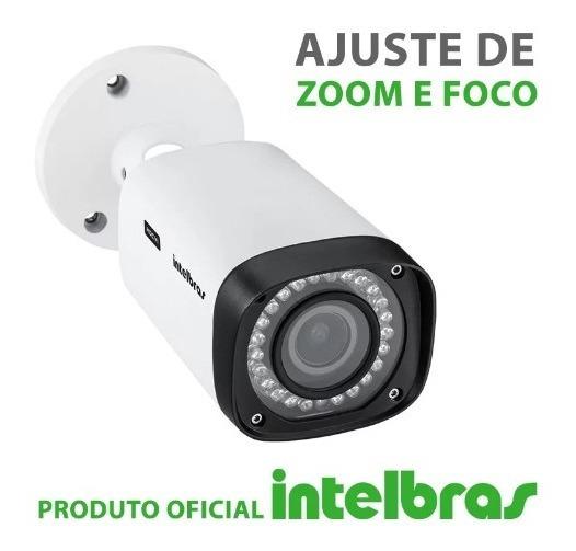 Câmera Intelbras Varifocal Com Zoom Hd 3140vf G3