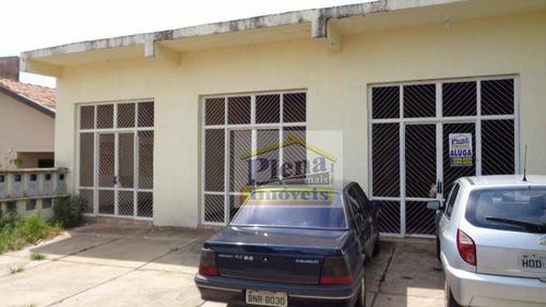 Sala  Comercial Para Locação, Parque Virgílio Viel, Sumaré. - Sa0104