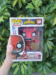 Funko Pop Venompool, Star-lord, Groot, Darth Vader