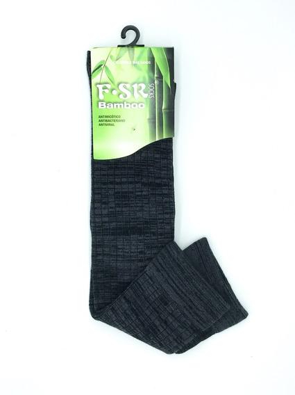 Calcetines Largos Bota Bambú Mujer