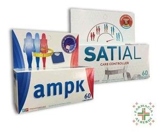 Combo Satial X 60 + Ampk X 60 - Mas Efectividad