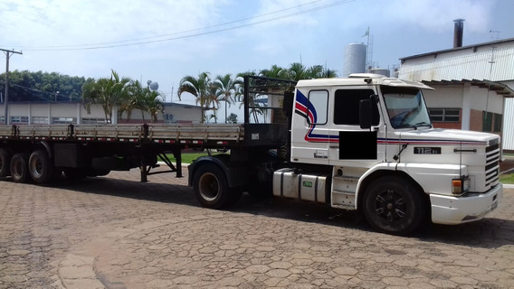 Scania 112 + Carreta