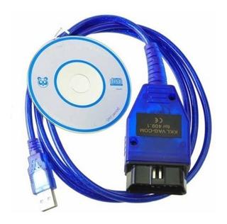 Scanner Automotivo Obd2 Kkl Vag Com 409 Chip Ftdi 232bl/bm
