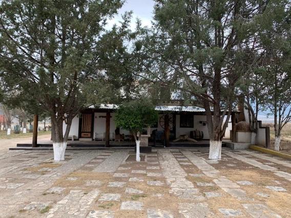 Rancho Hacienda En Venta, Arteaga, Coahuila De Zaragoza