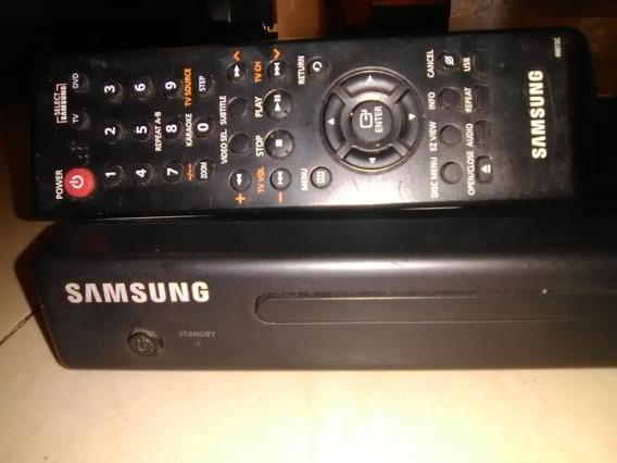 Dvd Samsung Con Control