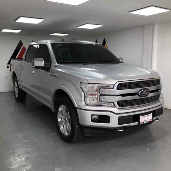 Ford Lobo 2019 4p Platinum Doble Cab V6/3.5 Aut 4x4