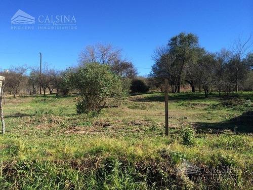 Imagen 1 de 6 de Terreno En Venta Barrio Golf, Villa Allende