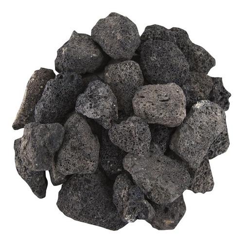 Roca Lava Piedra Volcanica Acuario Material Filtrante 1kg
