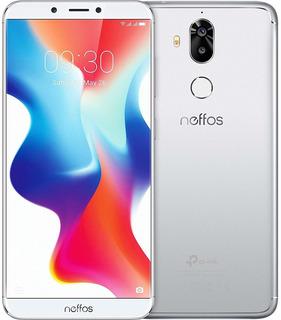 Celular Smartphone Neffos X9 5.99 Pulgadas 4g Gris 3gb 32gb