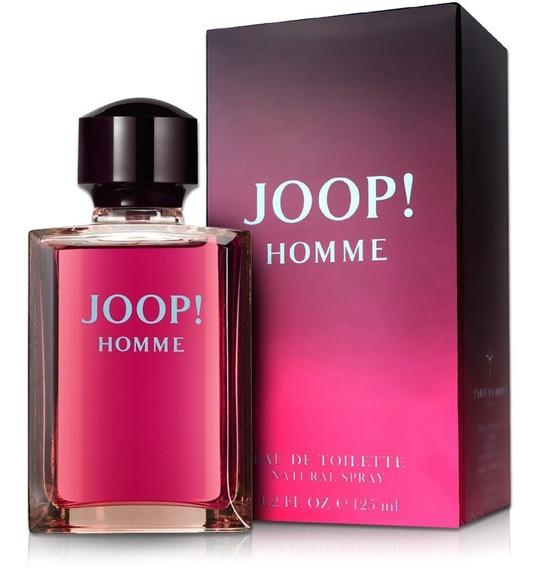 Perfume Masculino Joop Homme 125ml Importado 100% Original