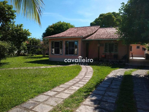 Excelente Casa Em São José Do Imbassai!!!! - Ca3500
