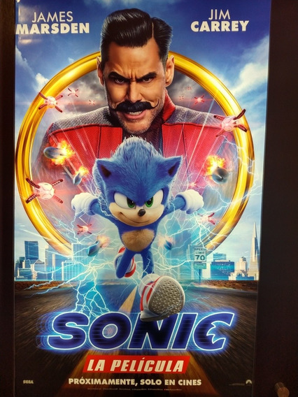 Póster Sonic