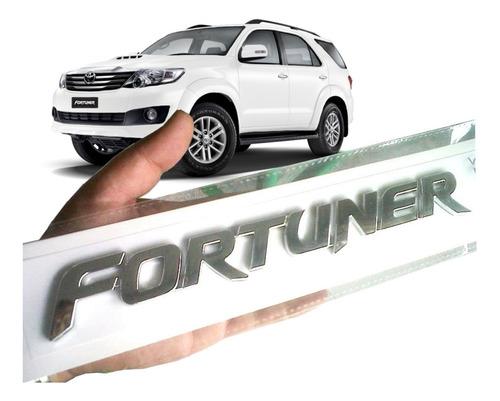Emblemas Toyota Fortuner