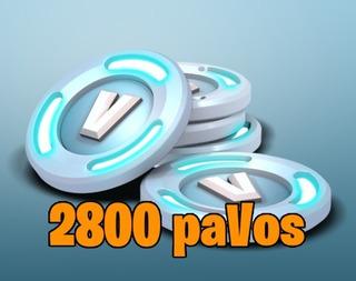 2800 Pavos (todas Plataformas) 100% Seguro Y Rapido