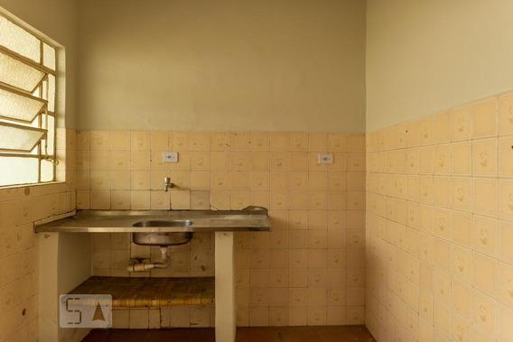 Casa Para Aluguel - Penha De França, 1 Quarto, 30 - 893020557