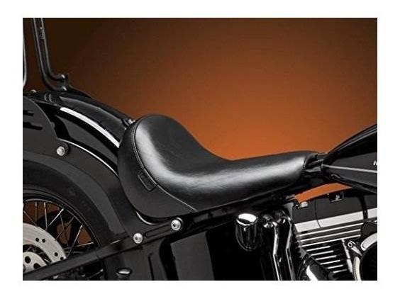 Le Pera - Bare Bones Solo - Smooth Black Para Harley-davidso