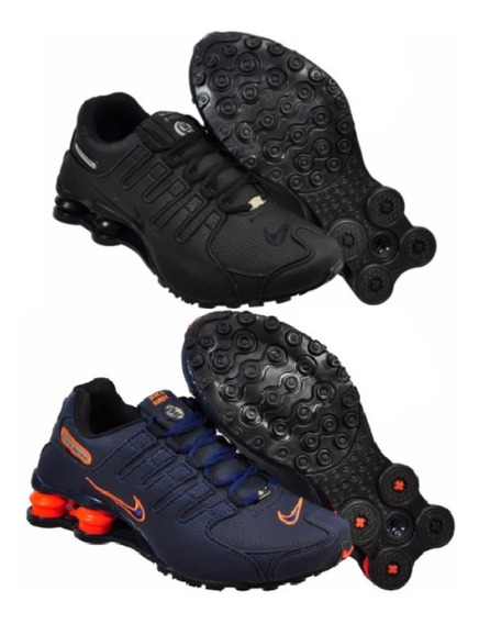 Tenis Nike Sxhox Nz 4 Molas Bf Envio 24h Promoçao Kit 2 Par