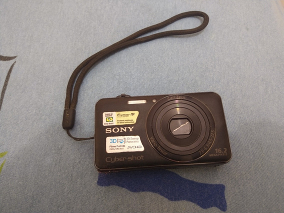 Câmera Da Sony 16